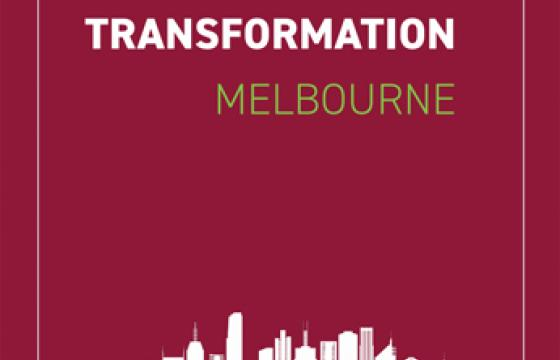 Urban Systems Transformation - Melbourne